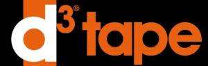 d3 tapes logo