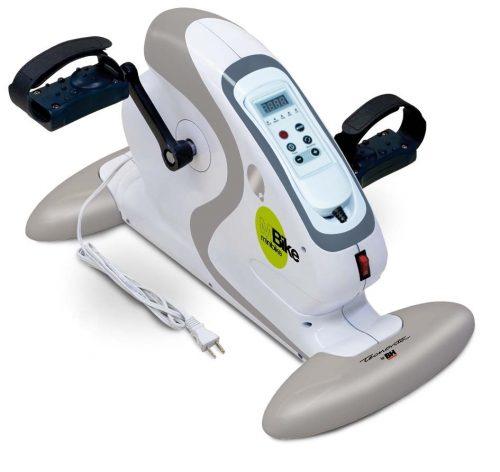 BH Fitness Tecnovita minikuntopyörä on mainio kunnon kohottaja sekä alaraajoille että käsille! Soveltuu myös terapiakäyttöön ja kuntoilua aloitteleville.