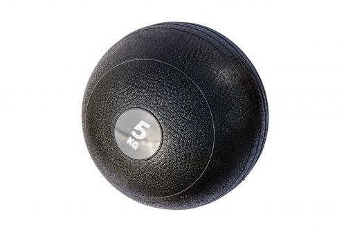 Tehokasta liikuntaa ja jumppaa vastuksen tarjoavalla painollisella Duke Fitness Slam Ball kuntopallolla.