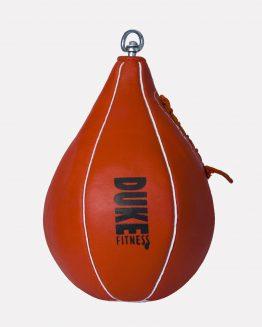 Duke Fitness päärynäpallolla teet tehokasta lyöntitekniikkaharjoittelua