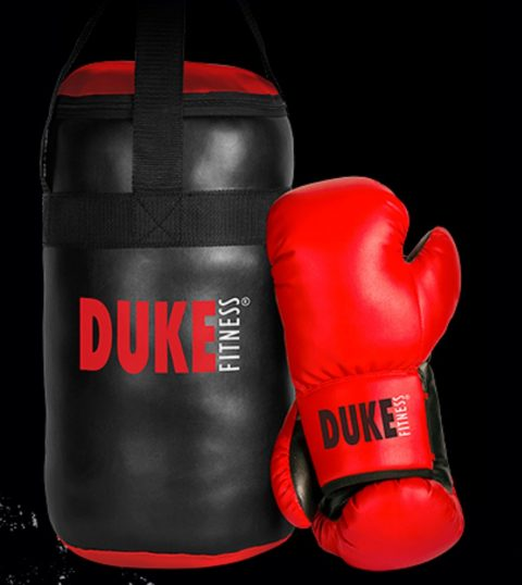 DUKE Fitness Junior Nyrkkeilysetti